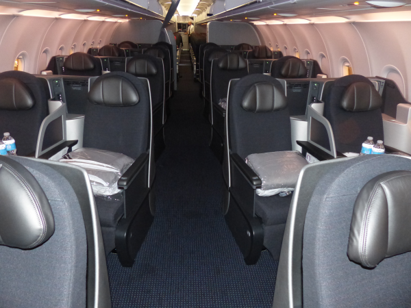 REVIEW: American Airlines' New Business Class