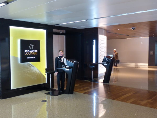 REVIEW: New Star Alliance Lounge at LAX (Tom Bradley Int'l Terminal)