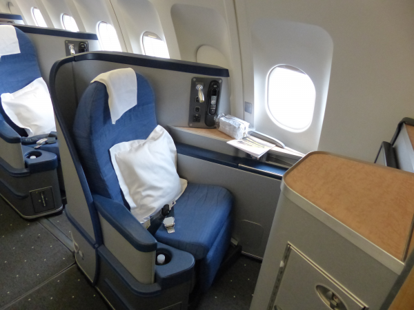 "REVIEW: USAirways Business Class (Formerly Known as ""Envoy"") A330-300"